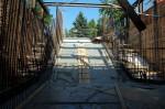 Raitersaich, 26.6.2010 - Östliche Treppe zur Unterführung