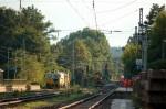 Roßtal, 5.9.2010 - Blick Richtung Ansbach