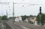 Ansbach, 7.9.2010 - Zwischensignal ZR1 und Lärmschutzwand
