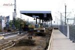 Rothenburger Str. 31.10.10: abgetragener Bahnsteig