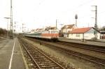 143 094-1 mit SE 20120 nach Ansbach am 25.03.2001 in N.-Stein