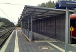 Treppenabgang vom Bahnsteig Gleis 4/5 zur Unterführung