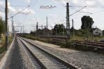 Eltersdorf 17.08.14: Blick vom Pestalozziring in Richtung Süden