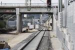 Bruck 30.08.14: Fernblick vom neuen Holzbahnsteig Bruck bis fast zum Hugenottenplatz ...  ;-)