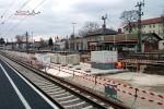 Bruck 14.03.15: Aufgang Mittelbahnsteig