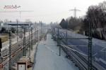 23.03.14: Blick von der Paul-Gossen-Straße in Richtung Süden