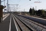Eltersdorf 19.04.15: Baufortschritt im Bereich des neuen Bahnsteiges