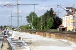 Bubenreuth 17.05.15: Trasse für das Ferngleis Bamberg - Nürnberg