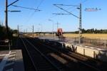 Bubenreuth 10.07.15: Bahnsteigverlängerung