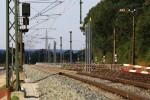 Bubenreuth 22.08.15: Blick vom Bubenreuther Weg in Richtung Norden