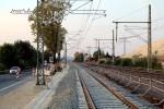 Bubenreuth 07.08.15: Blick von km 26,4 in Richtung Norden