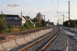 Bubenreuth 22.08.15: Blick von km 27,2  in Richtung Süden