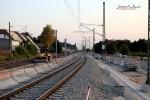Bubenreuth 07.08.15: Blick von km 27,2 in Richtung Süden