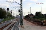 Eltersdorf 22.08.15: Blick vom Pestalozziring in Richtung Süden