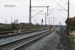 Bubenreuth 25.10.15: Bubenreuther Weg, Blickrichtung Norden