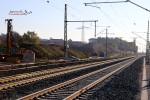 Bubenreuth 31.10.15: Blick Richtung Süden bei km 27,0