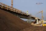 Eltersdorf 22.10.15: Überwerfungsbauwerk, Blick von Südosten