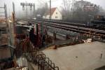 Eltersdorf 05.12.15: Treppenaufgang von der Weinstraße