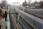 Bruck 05.12.15: Blick von der Tennenloher Straße in Richtung Norden