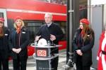 Paul-Gossen-Straße 06.12.15:  Joachim Herrmann bei der Ansprache