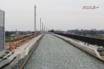 Eltersdorf 28.02.16: Überbau über die S-Bahn-Gleise