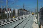 Eltersdorf 11.04.16: Weichen 402 und 403