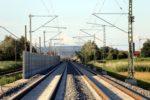 Baiersdorf 05.07.16: Blick von km 29,5 in Richtung Baiersdorf (Norden)