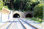 Burgbergtunnel 05.07.16: Nordportale