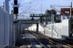 Bruck 30.07.16: Das Süd-Nord-S-Bahn-Gleis ist durchgehend verlegt