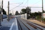 Bruck 07.07.16: Blick von neuen Mittelbahnsteig in Richtung Nürnberg