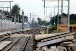 Bubenreuth 19.08.16: Blick vom ehemaligen Wartehäuschen in Richtung Süden