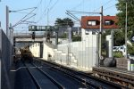 Bruck 13.08.16: Die östlichen Gleise (Süd-Nord-Richtung)