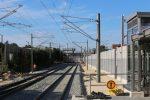 Bruck 13.08.16: Die westlichen Gleise (Nord-Süd-Richtung)