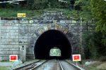 Bubenreuth 22.09.16: Blick durch den Burgbergtunnel