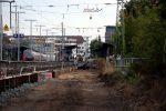 Erlangen 22.09.16:  Ausgebautes Gleis 4