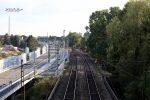 Erlangen 22.09.16:  Blick von der Bayreuther Straße in Richtung Süden