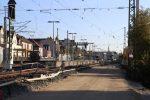 Erlangen 31.10.16: Trasse Gleis 4
