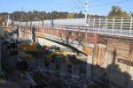 Erlangen 31.10.16: Bauarbeiten an der Martinsbühler Straße