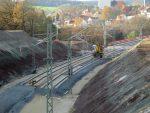 Blick von der Gunzendorfer Brücke Richtung Emskirchen - 21.11.2016