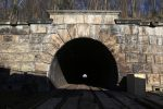 Burgbergtunnel 3.12.16: Südportal